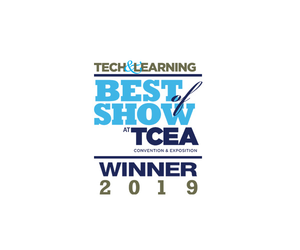 Best of Show Award at TCEA 2019