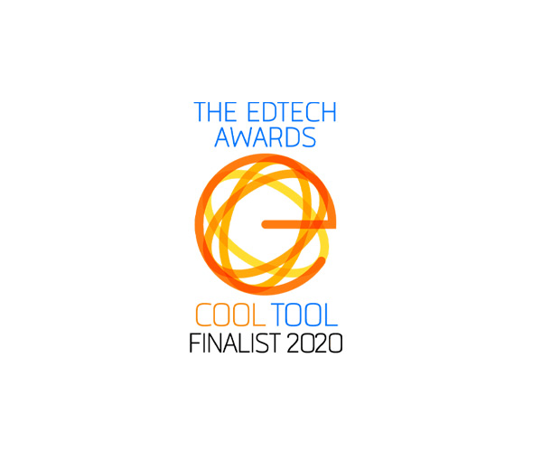 The Edtech Awards Cool Tool Finalist 2020