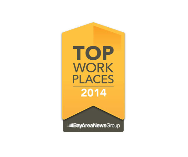 Top Workplaces 2014 Award